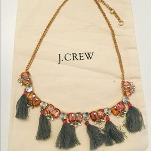 J Crew Factory necklace.
